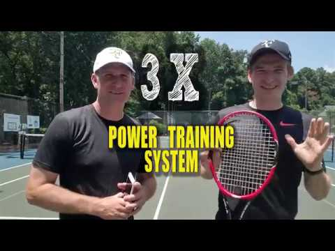 (Serve Tennis Lesson) The Secret Power Source Revealed (P.2)