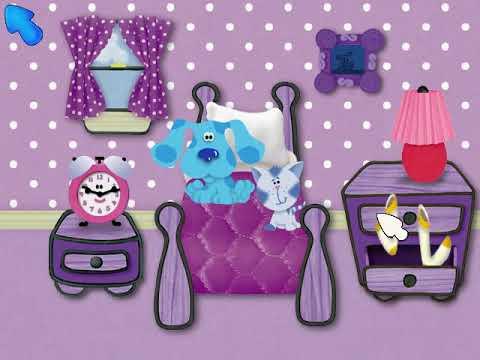 Blue's Clues: Blue's Kindergarten (PC Game)