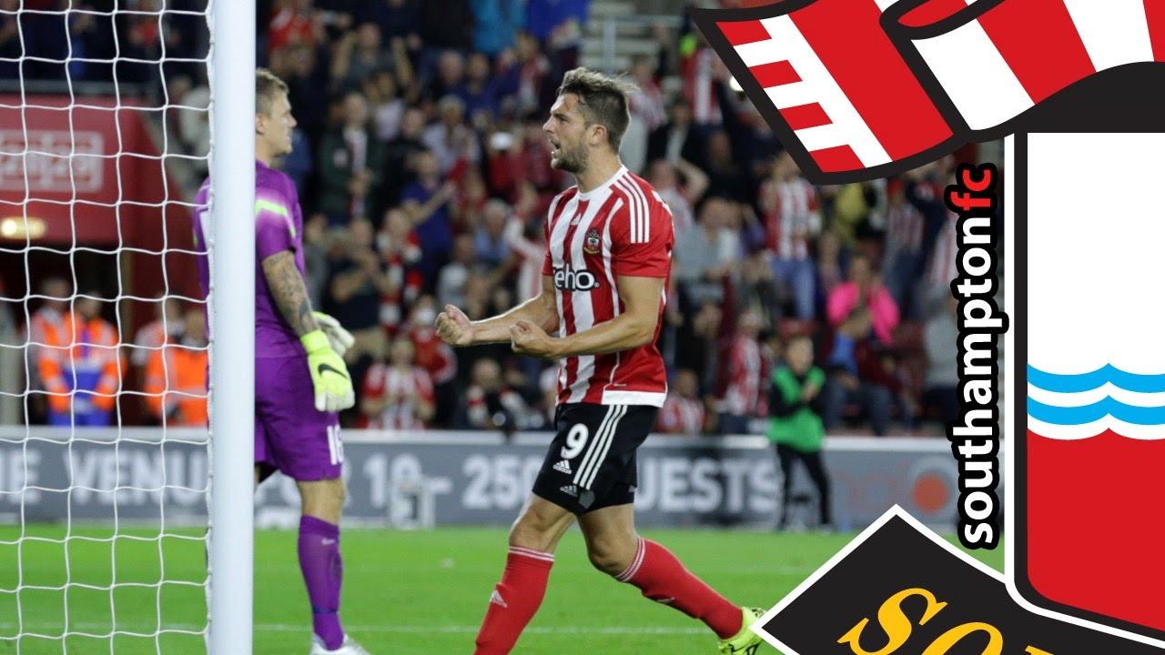HIGHLIGHTS: Southampton 1-1 FC Midtjylland (UEFA Europa League play-off first leg)