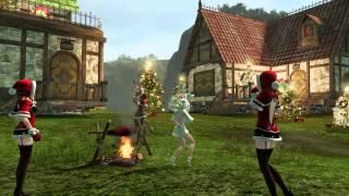 ArcheAge - Sexy Christmas