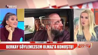 Berkay Şahin, Söylemezsem Olmaz'a konuştu!