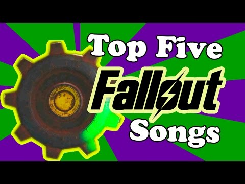 Top Five Best Fallout Songs