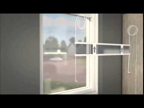 montage raffrollos doovi. Black Bedroom Furniture Sets. Home Design Ideas