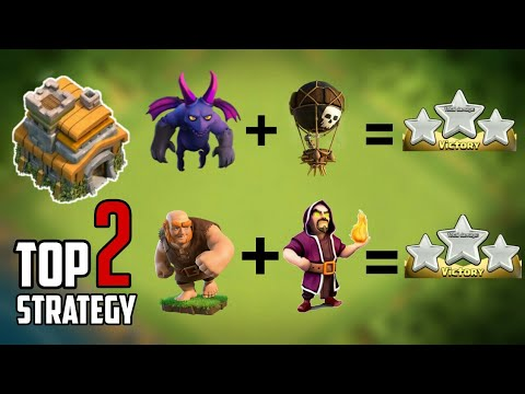 2018 | NEW TOP 2 TH7 ATTACK STRATEGIES  | DEFENSE REPLAYS | CLASH OF CLANS 2018.: Thanks For Watching ....   __________________________________________________  INSTAGRAM :- https://www.instagram.com/ganesh_______xx/   Don't forget to like this video and subscribe for more videos like this... __________________________________________________  Clash Of Clans :-  Category: Games Updated: 10 June 2014 Version: 6.108.5 Size: 53.3 MB Languages: English, Japanese, Korean, Simplified Chinese, Traditional Chinese Developer: Supercell Oy 2012 Supercell Rated 9+ for the following: Infrequent/Mild Cartoon or Fantasy Violence Compatibility: Requires iOS 4.3 or later. Compatible with iPhone, iPad, and iPod touch. This app is optimized for iPhone .