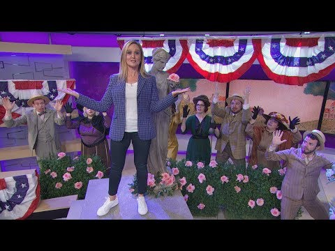 Kris Kobach's Racist Music Man | August 2, 2017 Act 2 | Full Frontal on TBS