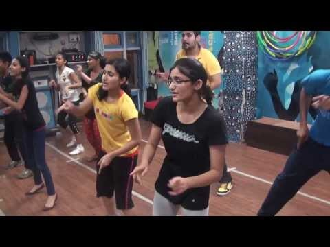 dilli wali girlfriend yjhd lotus dance academy panchkula