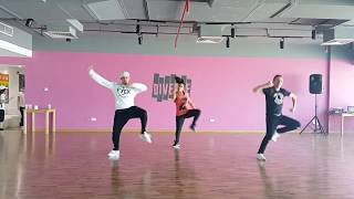 French Montana | T. I. | Stop It Choreography