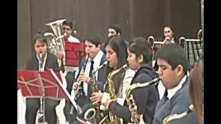 banda LTP Buin himno del ejercito