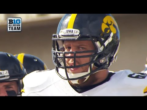#BTNAllDecade Team Selection: Iowa OT Brandon Scherff | Big Ten Football