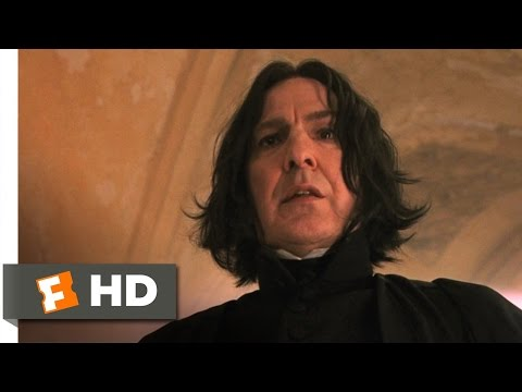 Fame Isn't Everything - Harry Potter and the Sorcerer's Stone (2/5) Movie CLIP (2001) HD
