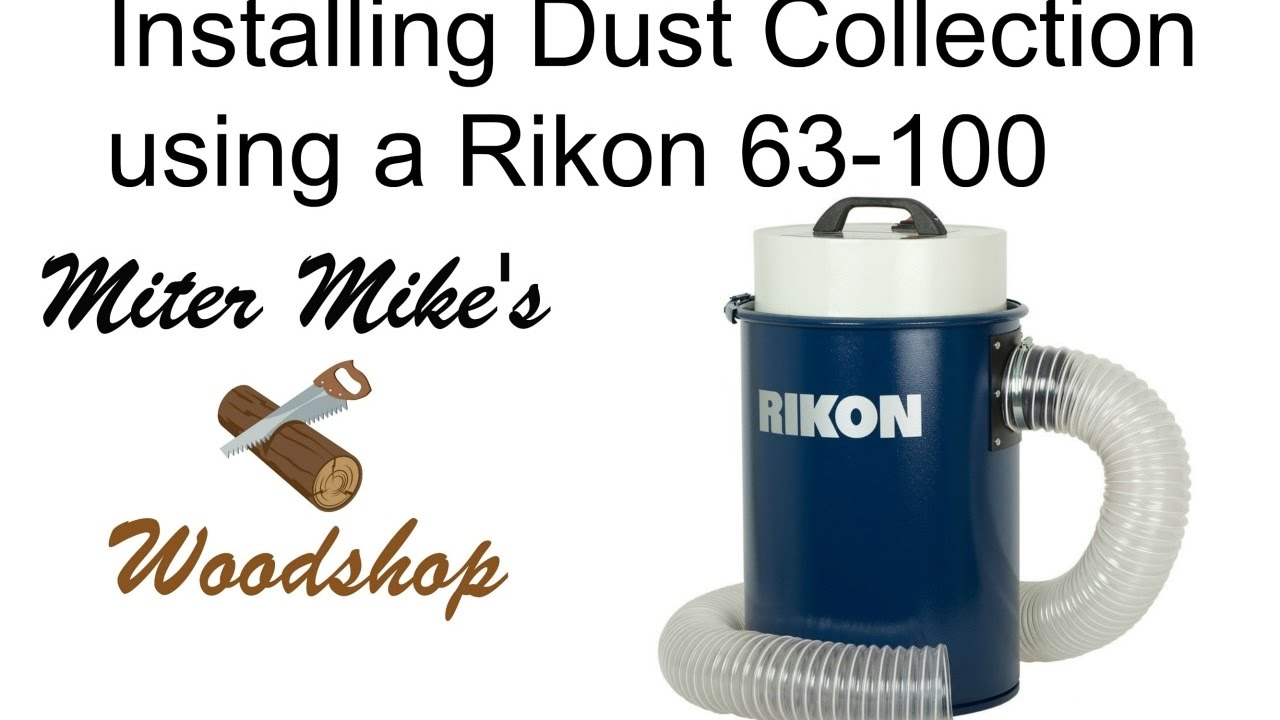 Rikon Dust Collector Reviews
