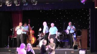 Sussex Jazz Kings at Seacroft Hemsby Jazz Festival March 2014