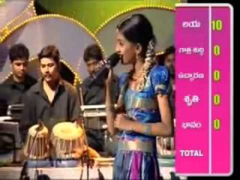 Vijetha   MM Keeravani TV Show 24