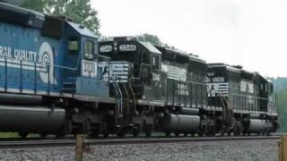 3 Conrail SD60I