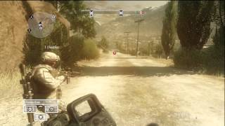 Operation Flashpoint: Red River Gameplay