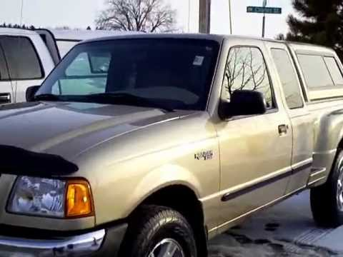 2002 Ford Ranger *One Owner* Used Truck for Sale