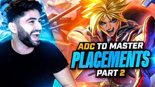 Yassuo | ADC TO MASTER PLACEMENTS! Ft. Alicopter [Part 2]