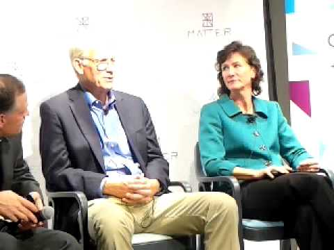 Healthcare Tech Panel with John Pletz at MATTER Chicago