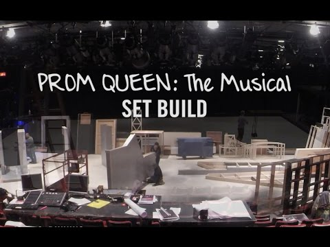 Prom Queen: The Musical - Set Build Time-Lapse