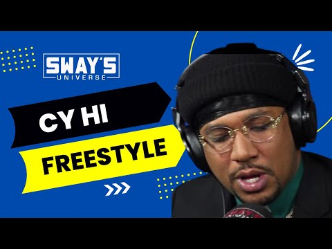 Cyhi The Prynce Freestyle on Sway In The Morning