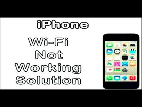 6973fc69fb3 How to fix wifi problem in iphone wifi is not working in iOS, fix by  different method
