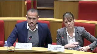 Audition MPC au Sénat