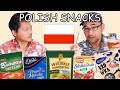 Trying Polish Food & Snacks for the First Time