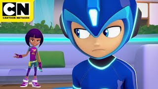 Mega Man's Hero Spree | Mega Man: Fully Charged | Cartoon Network