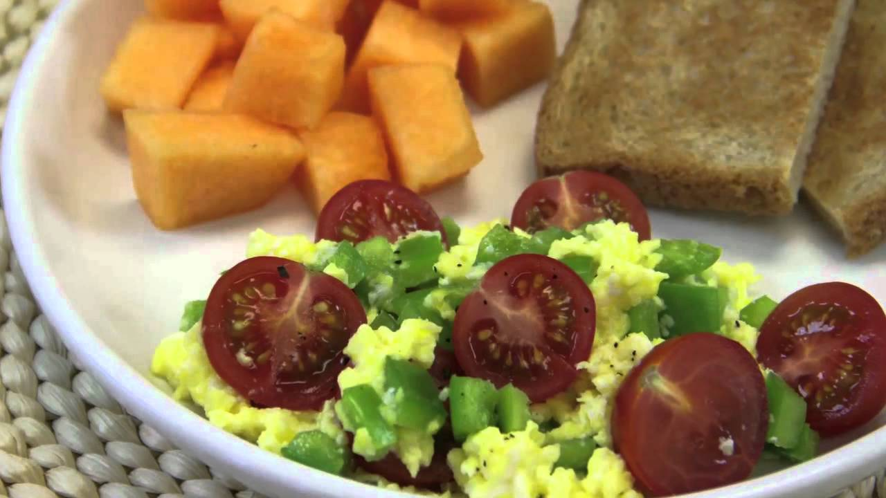 Healthy Balanced Breakfast with MyPlate | Healthy Ideas ... |Myplate Breakfast