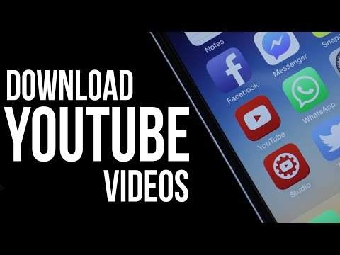 How to download youtube videos legally and free to your computer and smartphone