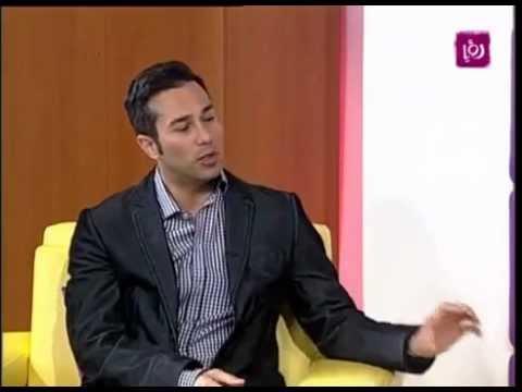 Sufian Sawalha on Roya TV October 2012 Safety around the House سفيان صوالحة