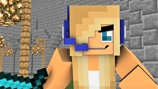 "New Minecraft Song ""Girls Know How To Fight"" A Minecraft Song and Music Video and Animation"