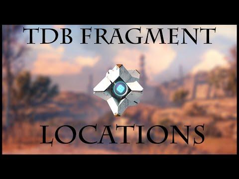 Destiny: Ghost Fragment Locations in The Dark Below DLC