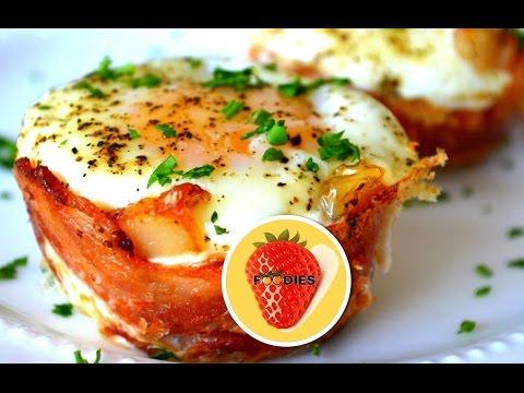 Foodies - Cheesy Bacon Egg