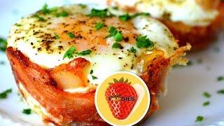 Cheesy Bacon Egg