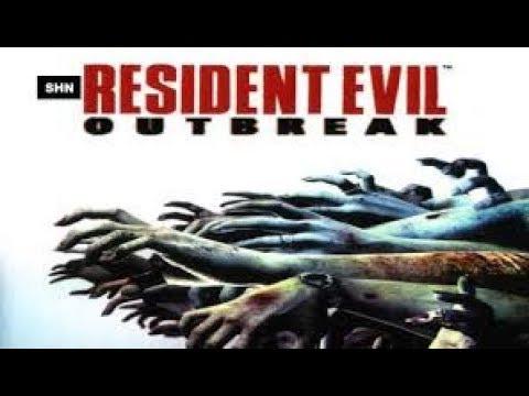 Resident Evil Outbreak - Blind! Alpha Gaming