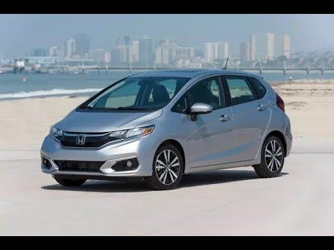 Honda Fit 2018 Car Review