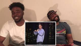 Bill Burr - Black Friends, Clothes & Harlem Reaction