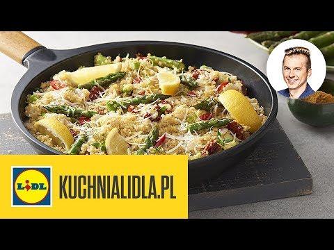Kaszotto Ze Szparagami Karol Okrasa Kuchnia Lidla