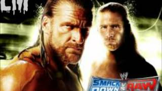 WWE: Smackdown Vs Raw 2009- Save Me- Burn Halo[HQ]