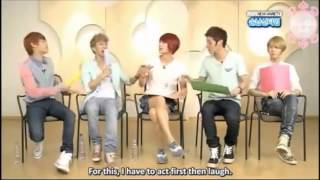 Try not to laugh challenge -Beast / B2st edition