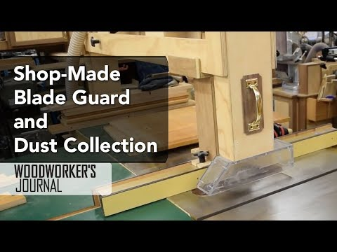Reader Dan Martin's Shop-made Blade Guard/Hold-down