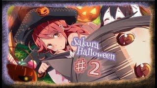 It's Just Yuri Hentai 🎃 Sakura Halloween 🎃 #2