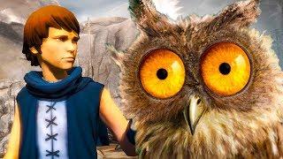 Грифон - СКАЗКА ДВА БРАТА #4 Братья летают на сказочном существе. Замок Великана с золотыми яйцами