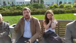 Live, Москва, бульварное кольцо, митинг