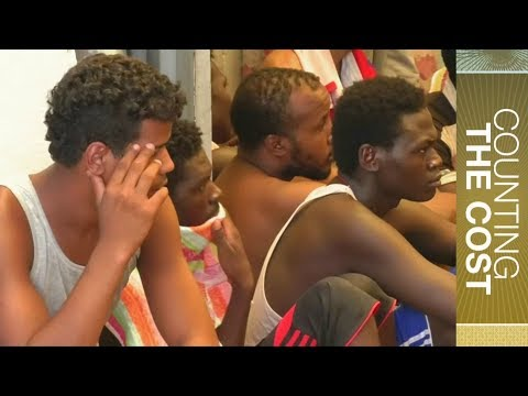 Migrants for Sale: Slave trade in Libya 🇱🇾 | Counting the Cost