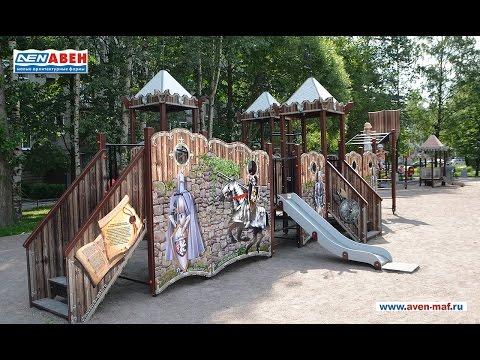 Детские игровые площадки, горки, домики,песочницы...из YouTube · Длительность: 3 мин9 с