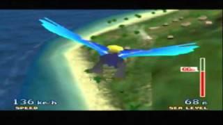 Let´s play Pilot Wings 64 - Part 22 - Rundflug über Moon Island [GERMAN]