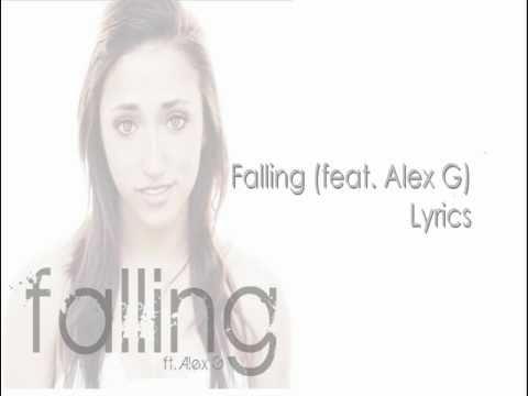 Falling (feat. Alex G) - Tyler Ward (Lyrics on Screen)