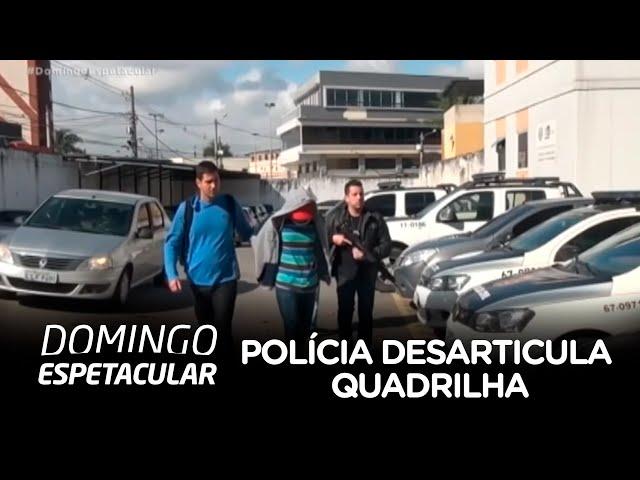Polícia desarticula quadrilha que vendia veículos pela internet